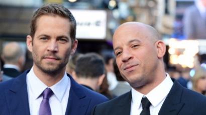 Paul Walker halála Vin Diesel családjára is kihatott