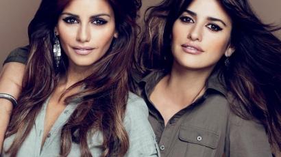 Penélope és Mónica Cruz a Vögele új arcai