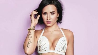 Pénteken érkezik Demi Lovato akciódús klipje – előzetes