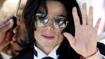 Pepsit reklámoz Michael Jackson
