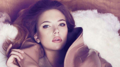 Perel Scarlett Johansson
