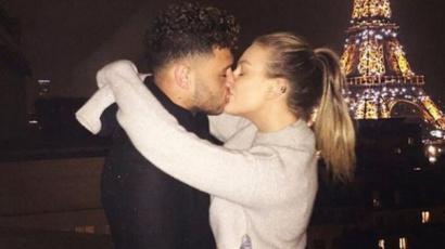 Perrie Edwards megcáfolta a pletykákat – még mindig boldog párkapcsolatban él