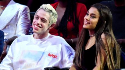 Pete Davidson erős kritikát fogalmazott meg Ariana Grandéval kapcsolatban