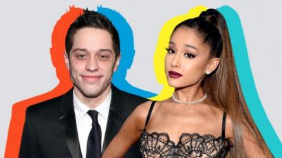 Pete Davidson megtörte a csendet az Ariana Grandével való szakítás kapcsán
