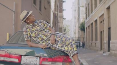Pharrell Williams Happyje a 2014-es év legnépszerűbb dala