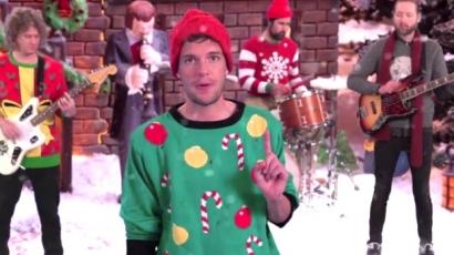Piacra dobta karácsonyi korongját a The Killers