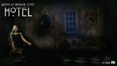 Pillants be az American Horror Story Hoteljébe!