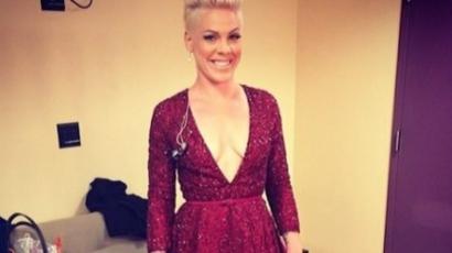 Pink fellépése nagy sikert aratott az Oscaron