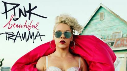 Pink megmutatta új albumának borítóját