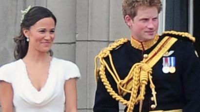 Pippa Middleton pasija nem féltékeny Harryre