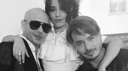 Pitbull-lal és J Balvinnal dolgozik első lemezén Camila Cabello?