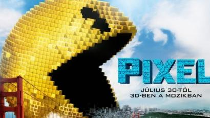 Pixel címmel érkezik a mozikba a Pac-Manről szóló film