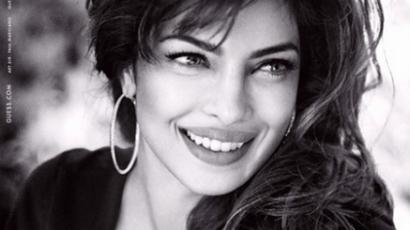 Priyanka Chopra a Guess új arca