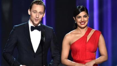 "Priyanka Chopra: ""Nem járok Tom Hiddlestonnal!"""