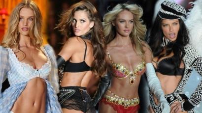 Próbáld ki a Victoria's Secret-angyalok edzéstervét!
