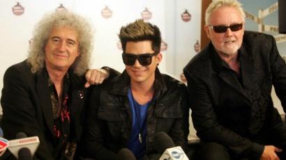 A Queen nem hajlandó fellépni az Olimpián Adam Lambert nélkül