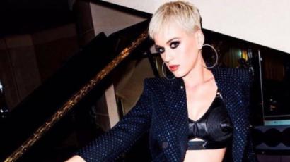 Rá sem lehet ismerni! Ilyen volt 13 éves kamaszként Katy Perry
