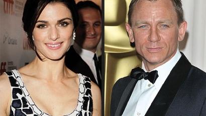 Rachel Weisz és Daniel Craig összeházasodtak