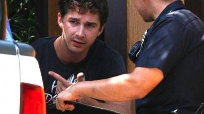 Letartóztatták Shia LaBeoufot
