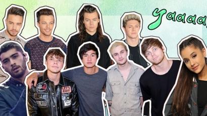 Radio 1 Teen Awards 2016: Itt vannak a jelöltek!