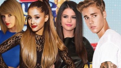 Radio Disney Music Awards 2016: ők a nyertesek!