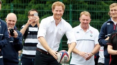 Rajongója megkérte Harry herceg kezét
