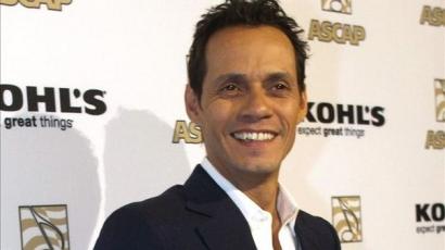 Rangos zenei díjat nyert Marc Anthony
