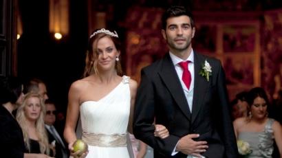 Raúl Albiol megnősült