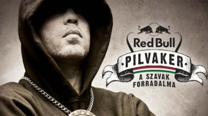 Red Bull Pilvaker – a szavak forradalma