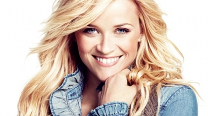 Reese Witherspoon a Lindex arca lett