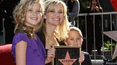 Reese Witherspoon csillagot kapott