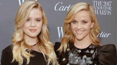 Reese Witherspoon tipikus anyukaként viselkedett, mikor lánya elköltözött