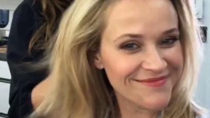 Reese Witherspoon új frizurát kapott