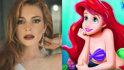 Régi vágya válna valóra Lindsay Lohannek, ha ő alakíthatná Arielt az élőszereplős filmben