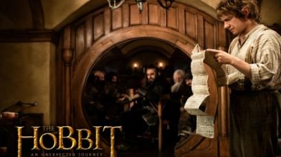 Rekordot döntött a Hobbit