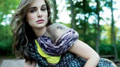 Rendezője etette a sovány Natalie Portmant