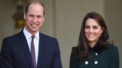 Rengeteget nőtt a kis herceg! Ma kétéves Vilmos és Katalin legkisebb gyermeke, Lajos