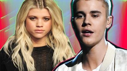 Részegen parádézott Justin Bieber kedvese