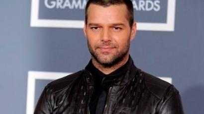 Ricky Martin jövőre a Glee-ben játszik