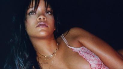 Rihanna betekintést engedett fehérnemű-kollekciójába
