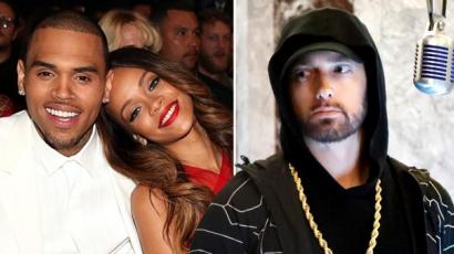 Rihanna bocsánatáér esdekel Eminem meglepetés albumjában