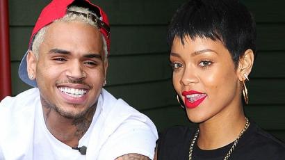 Rihanna Chris Brownnal töltötte a hálaadást