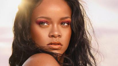 Rihanna elég durván rácáfolt a pletykákra, hogy terhes