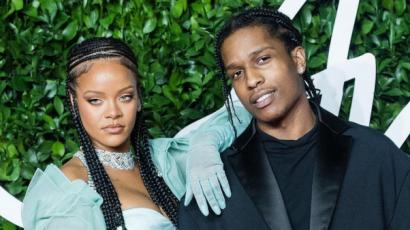 Rihanna és A$AP Rocky összejöttek