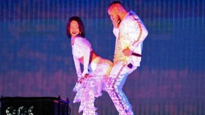 Rihanna és Drake erotikus tánca megosztotta a rajongókat