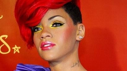 Rihanna is viaszszobrot kapott