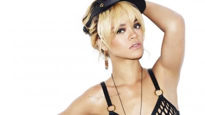Rihanna ismét közszemléletre tette bájait