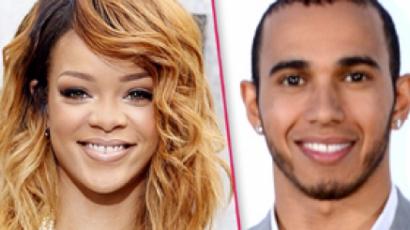 Rihanna Lewis Hamiltonnal kavar?