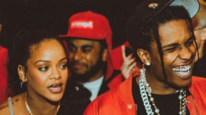 Rihanna máris új pasira talált?