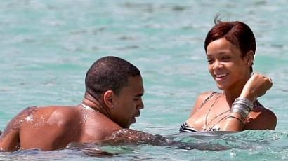 Rihanna megbocsátott Chris Brownnak